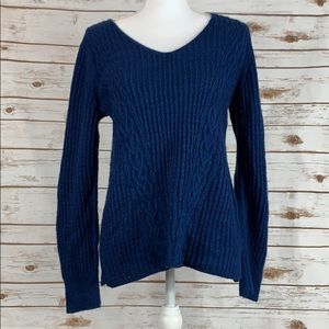 St. John's Bay Blue Sweater